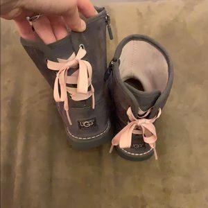 Girls UGG boots!